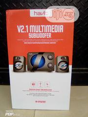 Havit Multimedia Subwoofer | Audio & Music Equipment for sale in Lagos State, Yaba