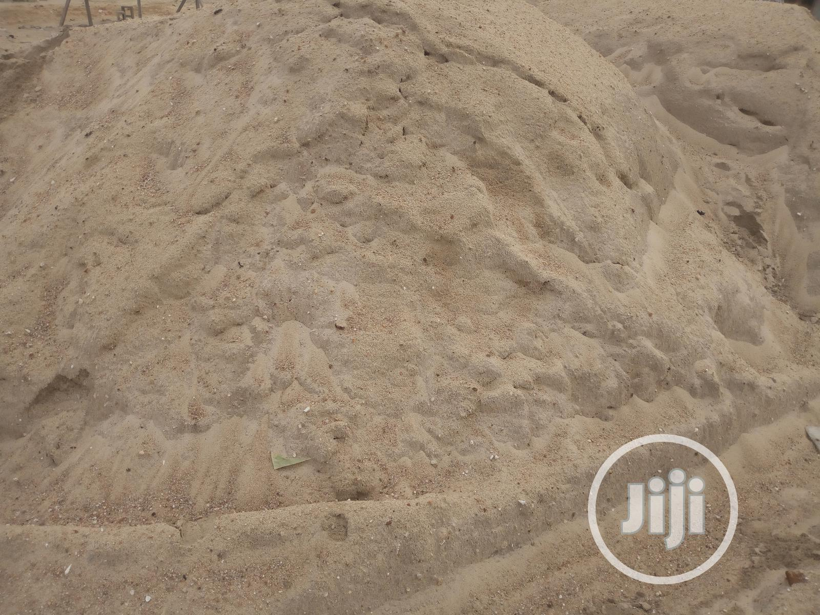 Archive: Sharp Sand & Filling Sand