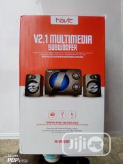 Havit Multimedia Subwoofer | Audio & Music Equipment for sale in Lagos State, Gbagada