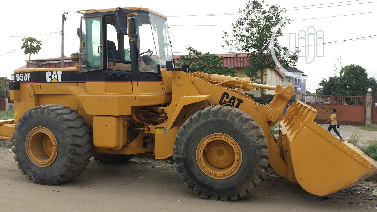 Caterpillar 950F | Heavy Equipment for sale in Amuwo-Odofin, Lagos State, Nigeria