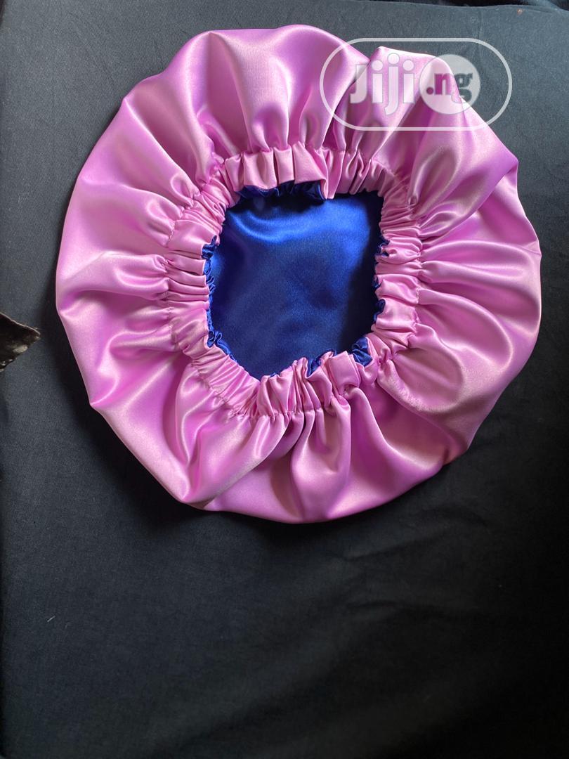 Archive: Reversible Satin Hair Bonnets