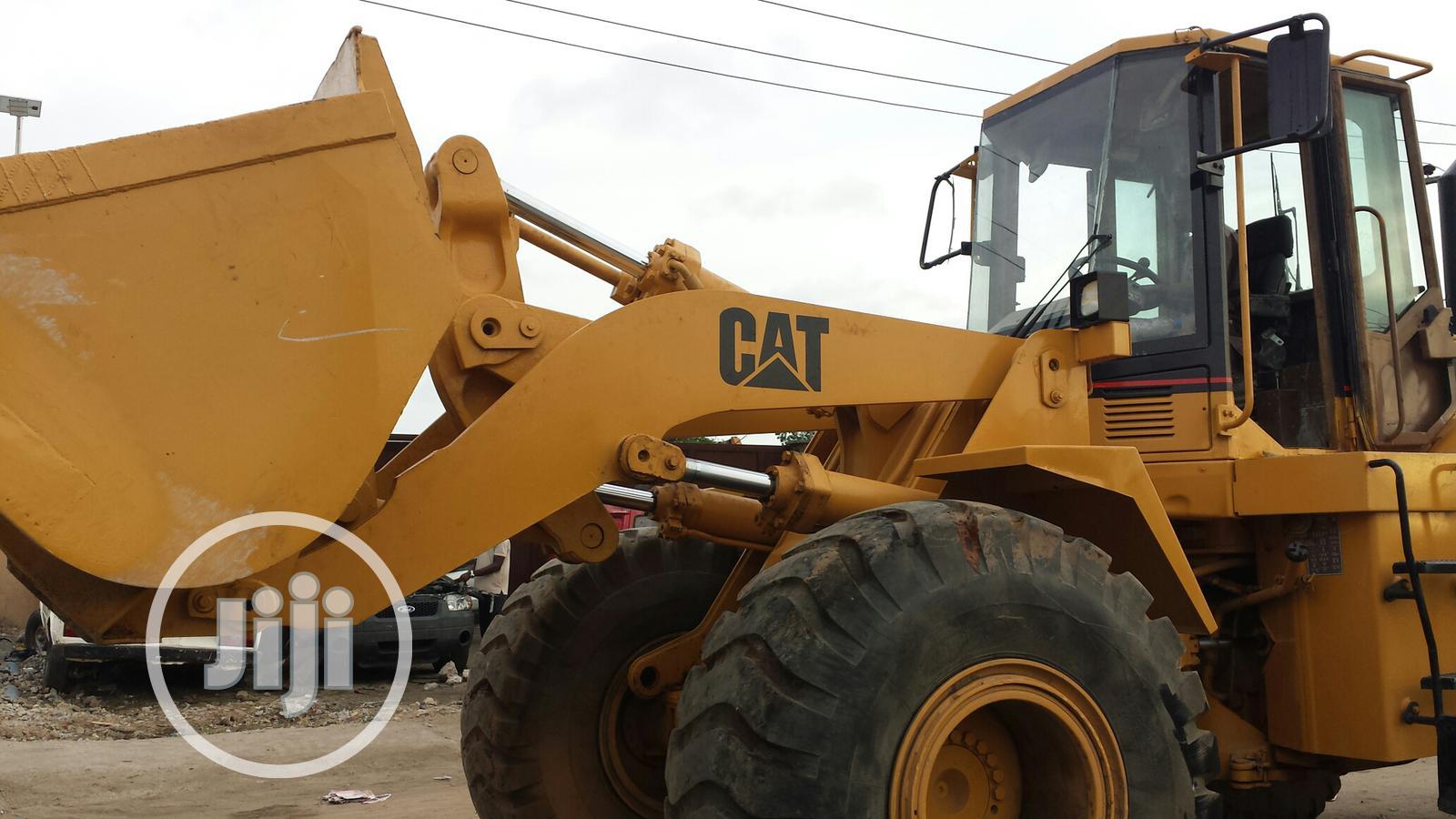 Caterpillar 950F