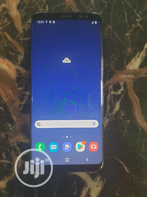 Samsung Galaxy S8 64 GB Black | Mobile Phones for sale in Ajah, Lagos State, Nigeria