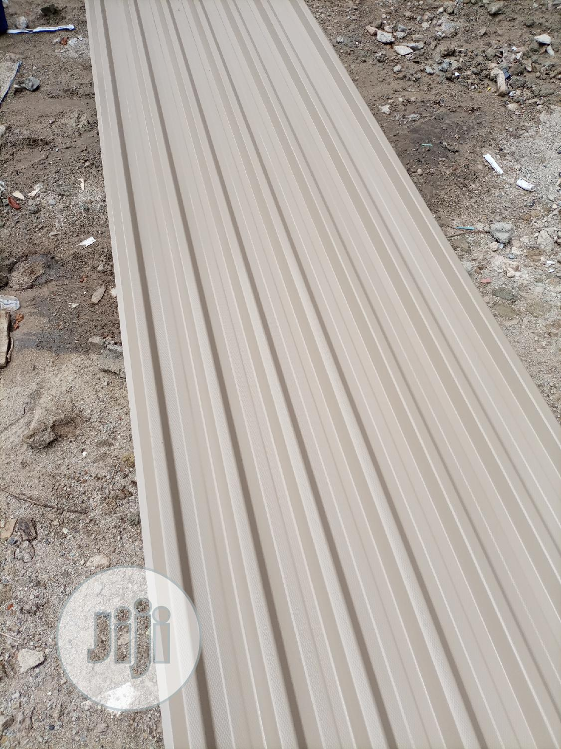 Amazing And Affordable Price Of Aluminum Roofing Sheet | Building Materials for sale in Ajah, Lagos State, Nigeria