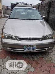 Toyota Corolla 2000 X 1.3 Automatic Beige | Cars for sale in Abuja (FCT) State, Bwari