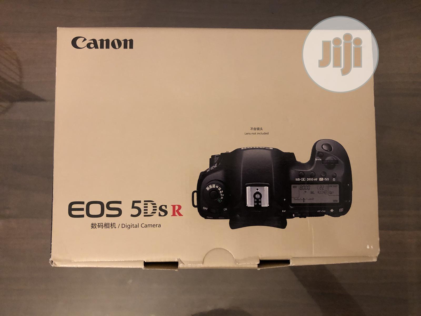 Canon 5dsr   Photo & Video Cameras for sale in Utako, Abuja (FCT) State, Nigeria