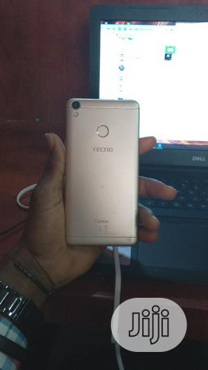 Tecno Camon CX Air 16 GB Gold | Mobile Phones for sale in Lagos State, Oshodi