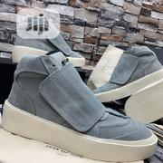 Fear of God Mid Cool Gray Sneakers | Shoes for sale in Lagos State, Lagos Island