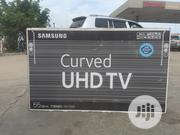 Samsung Curved Smart Television 55inches | TV & DVD Equipment for sale in Lagos State, Ajah
