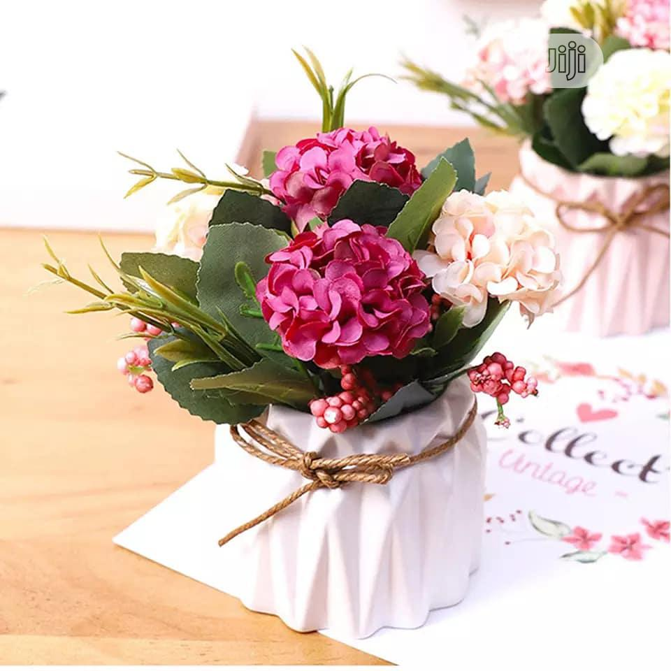 Table Top Flower Vase | Home Accessories for sale in Lagos Island, Lagos State, Nigeria