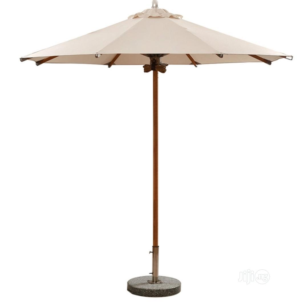 Beach Umbrella With Light