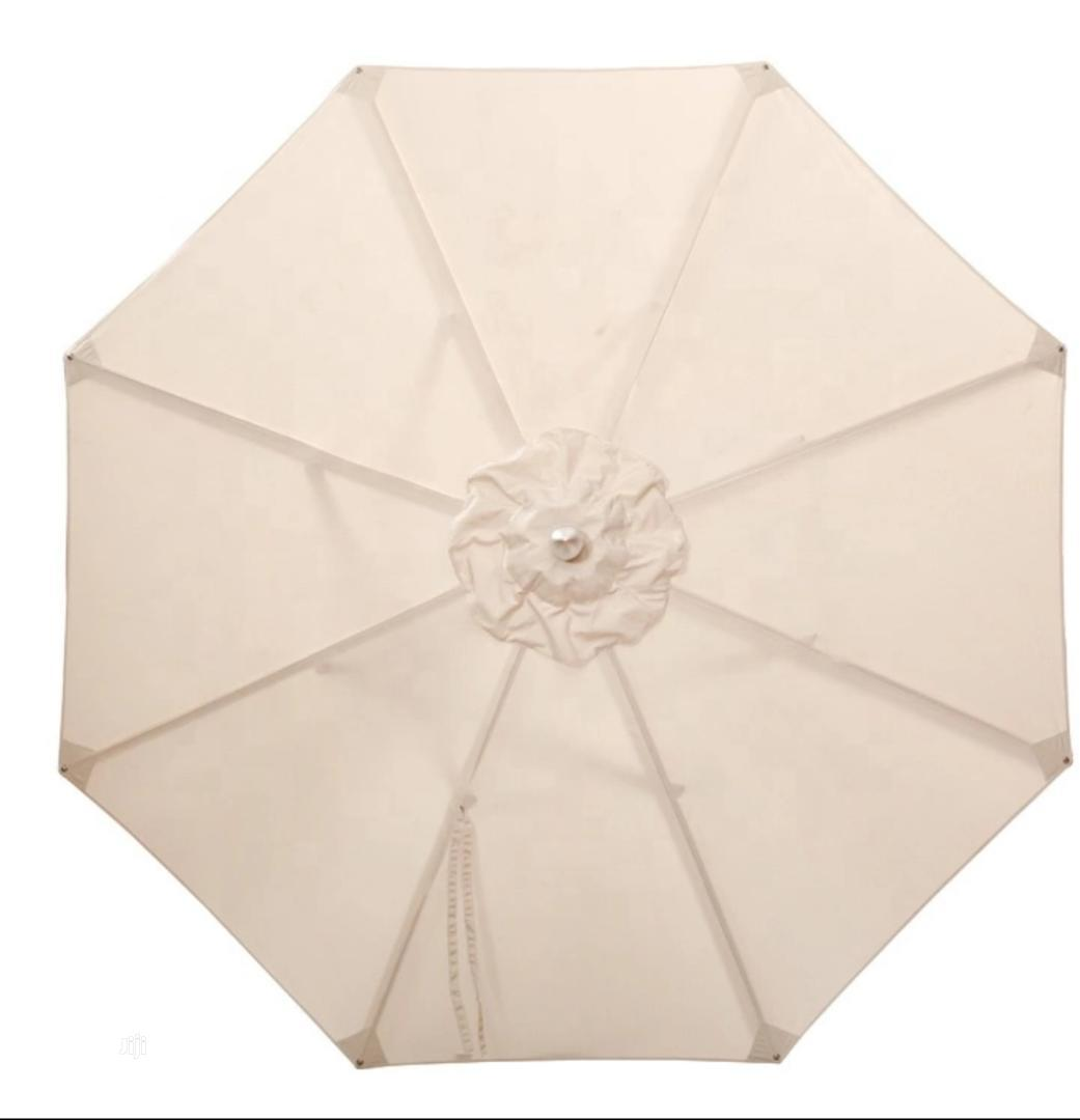 Beach Umbrella With Light | Camping Gear for sale in Lekki Phase 1, Lagos State, Nigeria