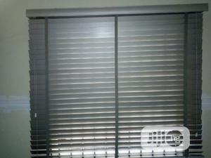 Silver Wooden Blind | Home Accessories for sale in Lagos State, Surulere