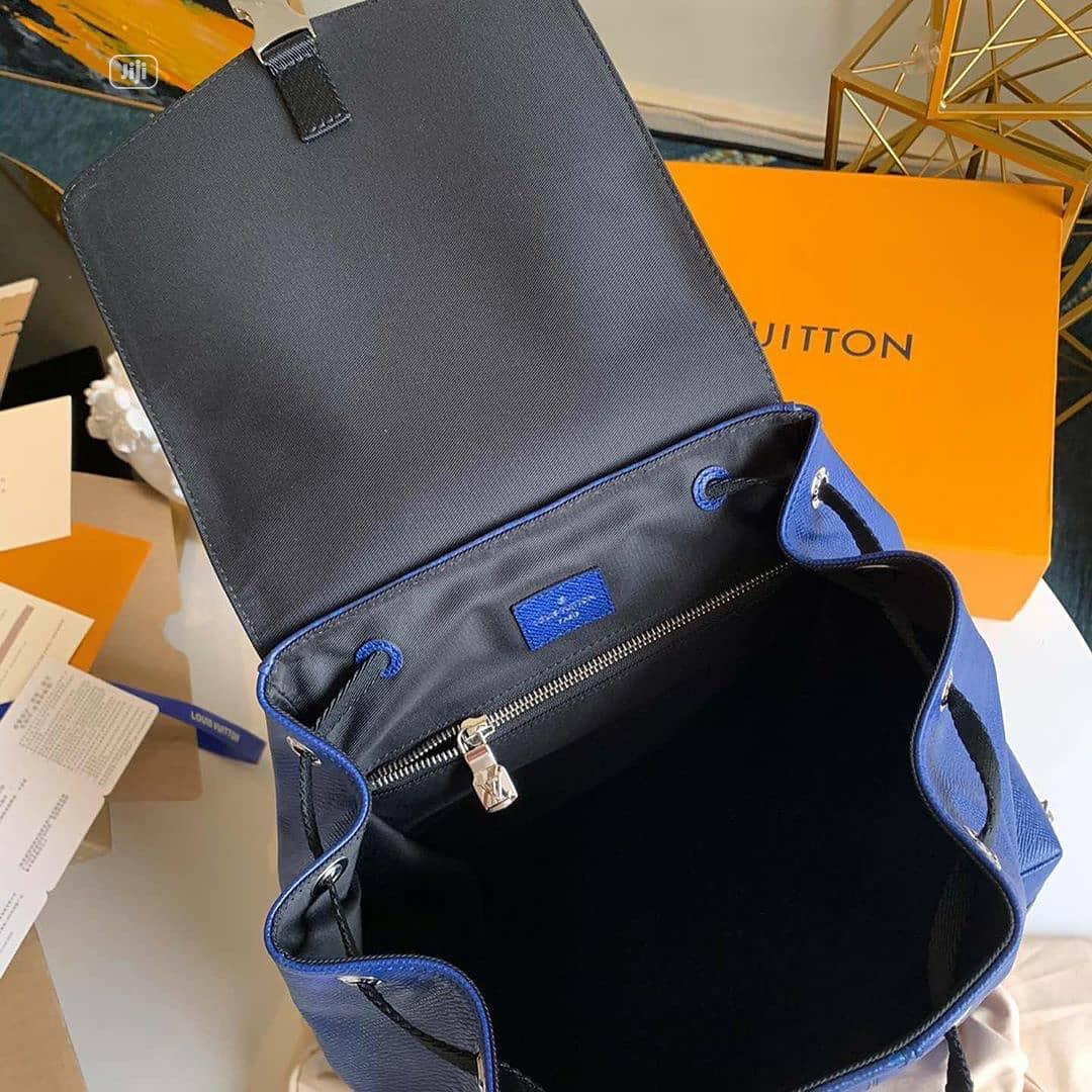 Archive: Original M30419 Outdoor Blue Backpack Available