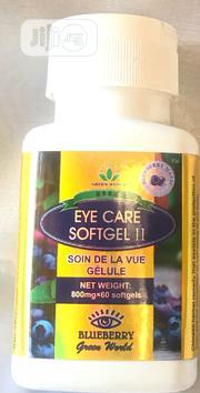 Greenworld Eyecare Soft Gel   Vitamins & Supplements for sale in Lagos State, Ikeja
