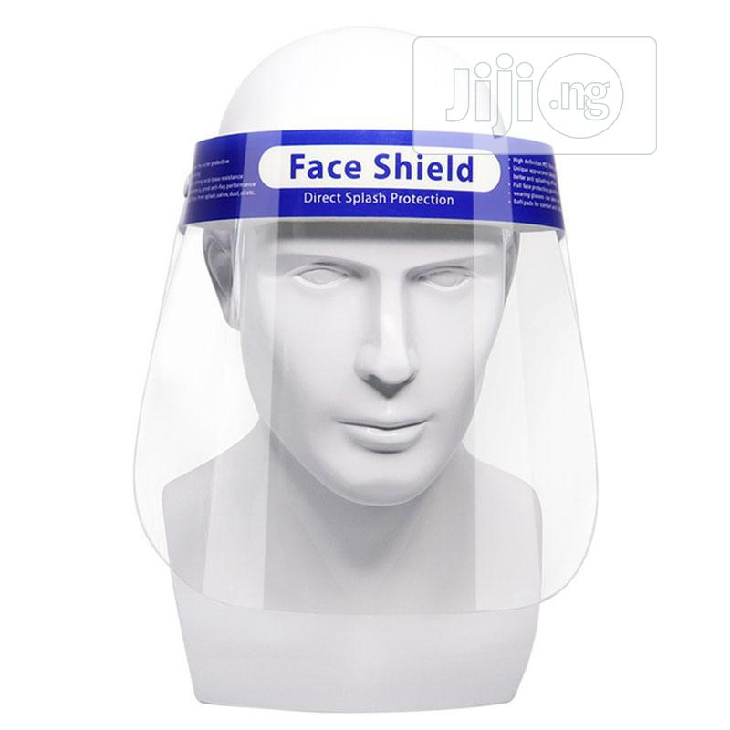 Protective Face Shield (10pieces In A Pack)