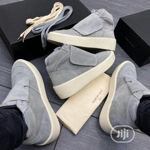 Fear of God Sneaker Available as Seen Order Yours Now   Shoes for sale in Lagos State, Lagos Island (Eko)