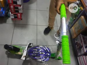 Scooter With Helmet   Sports Equipment for sale in Lagos State, Surulere