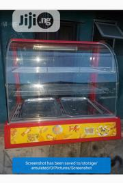 Curved Glass Warming Showcase | Restaurant & Catering Equipment for sale in Lagos State, Surulere