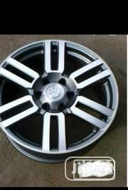 20inch Alloy Rim For 4runner Limited. | Vehicle Parts & Accessories for sale in Lagos State, Mushin