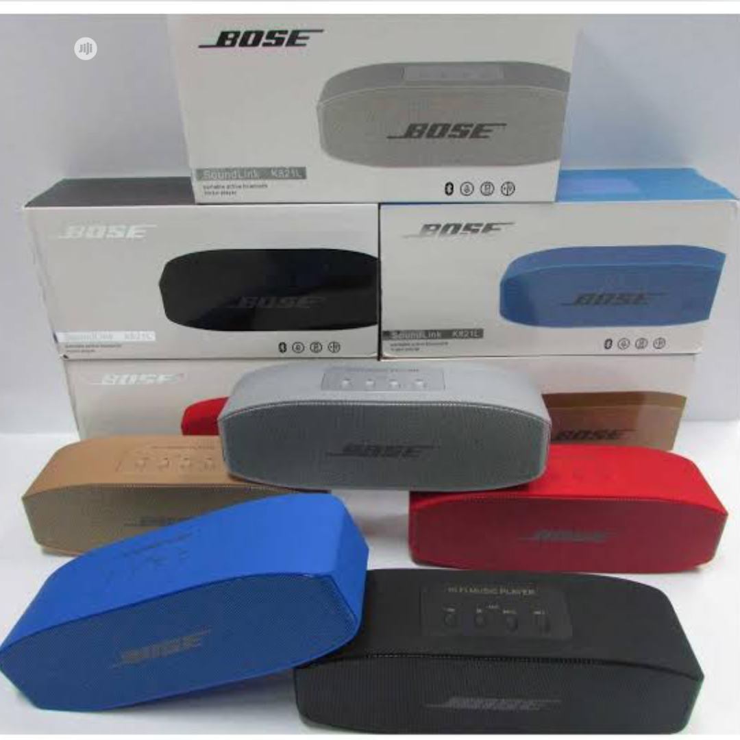 Bose K821L Wireless Bluetooth Speaker | Audio & Music Equipment for sale in Ikeja, Lagos State, Nigeria
