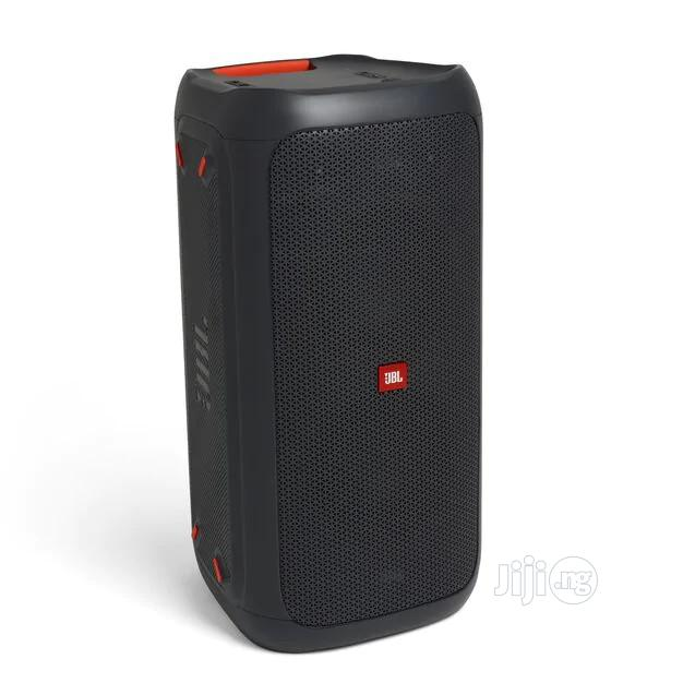 JBL Party Box 100 Powerful Bass Boost Speaker | Audio & Music Equipment for sale in Ikeja, Lagos State, Nigeria