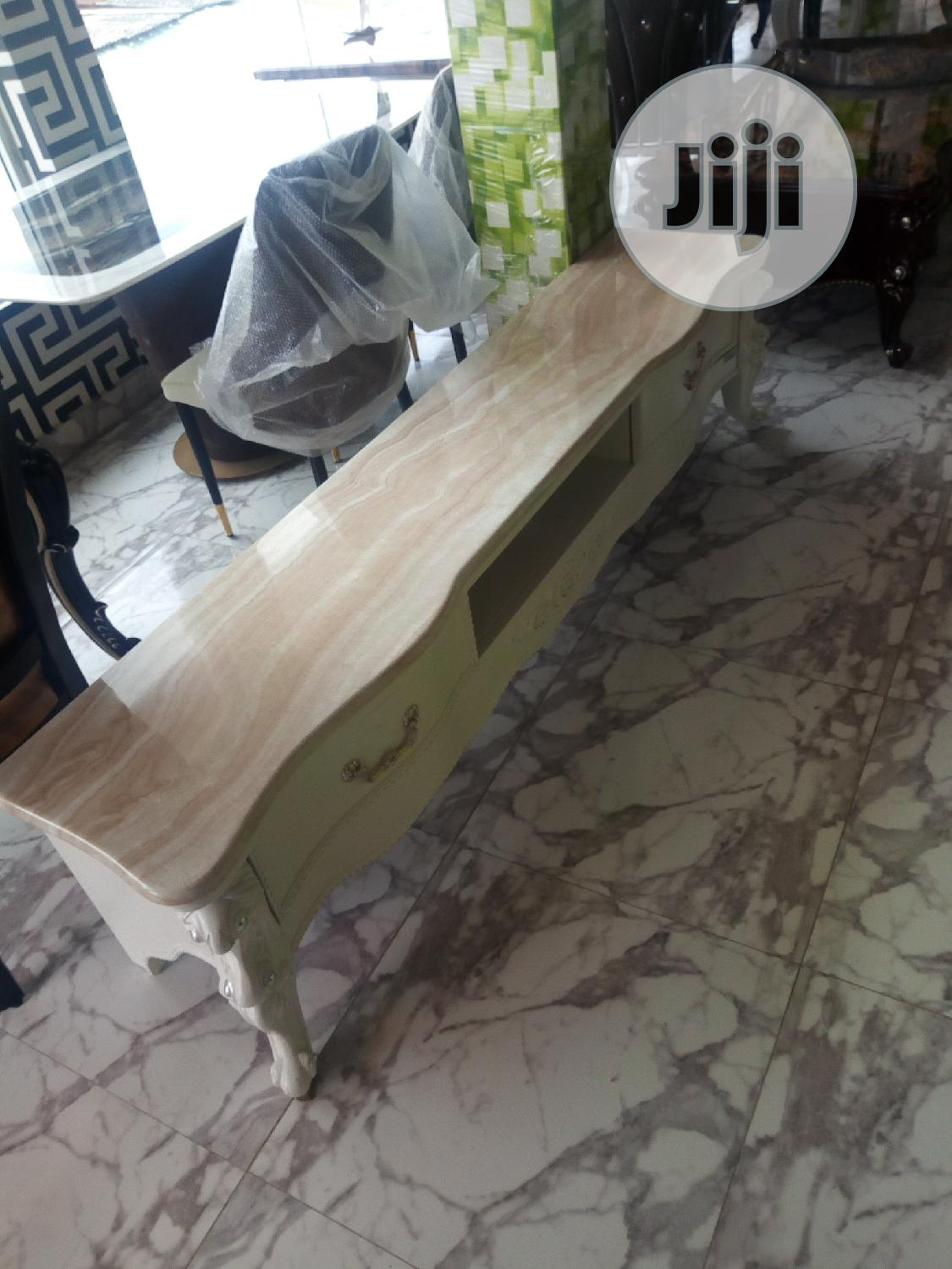 High Quality Marble Tv Stand