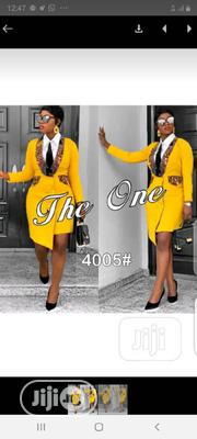 Female Short Office Dress   Clothing for sale in Lagos State, Magodo