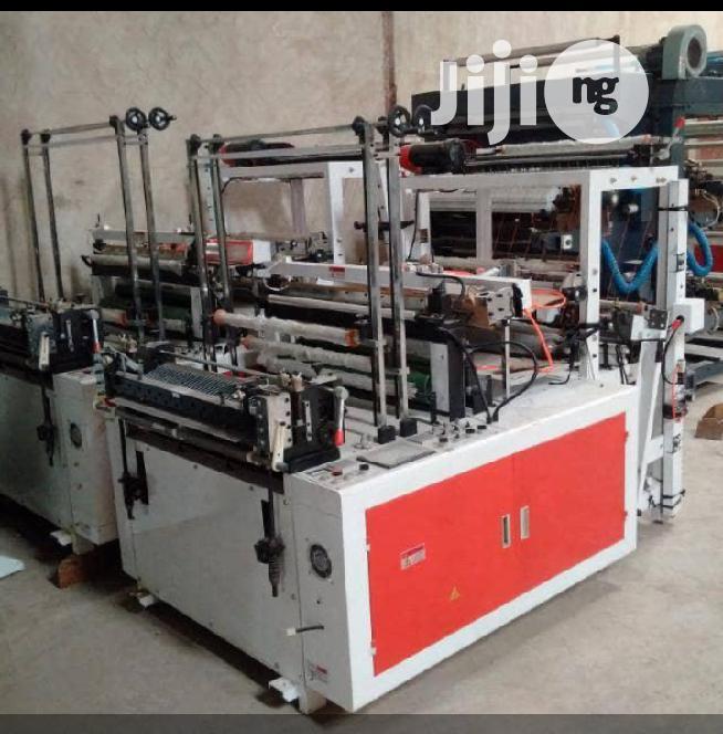 Archive: Nylon Printing Machine