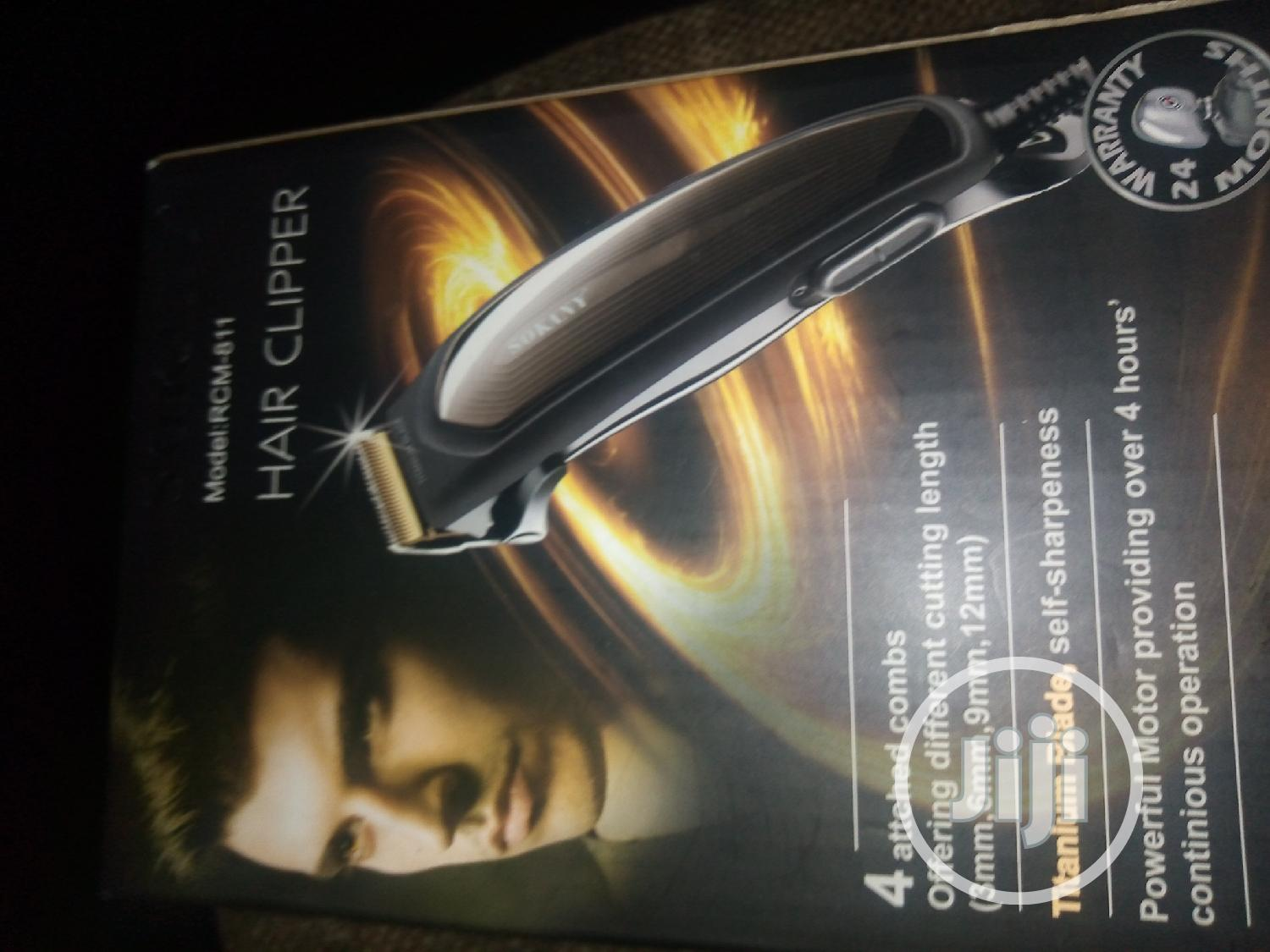 Sokany Hair Clipper | Tools & Accessories for sale in Ikeja, Lagos State, Nigeria