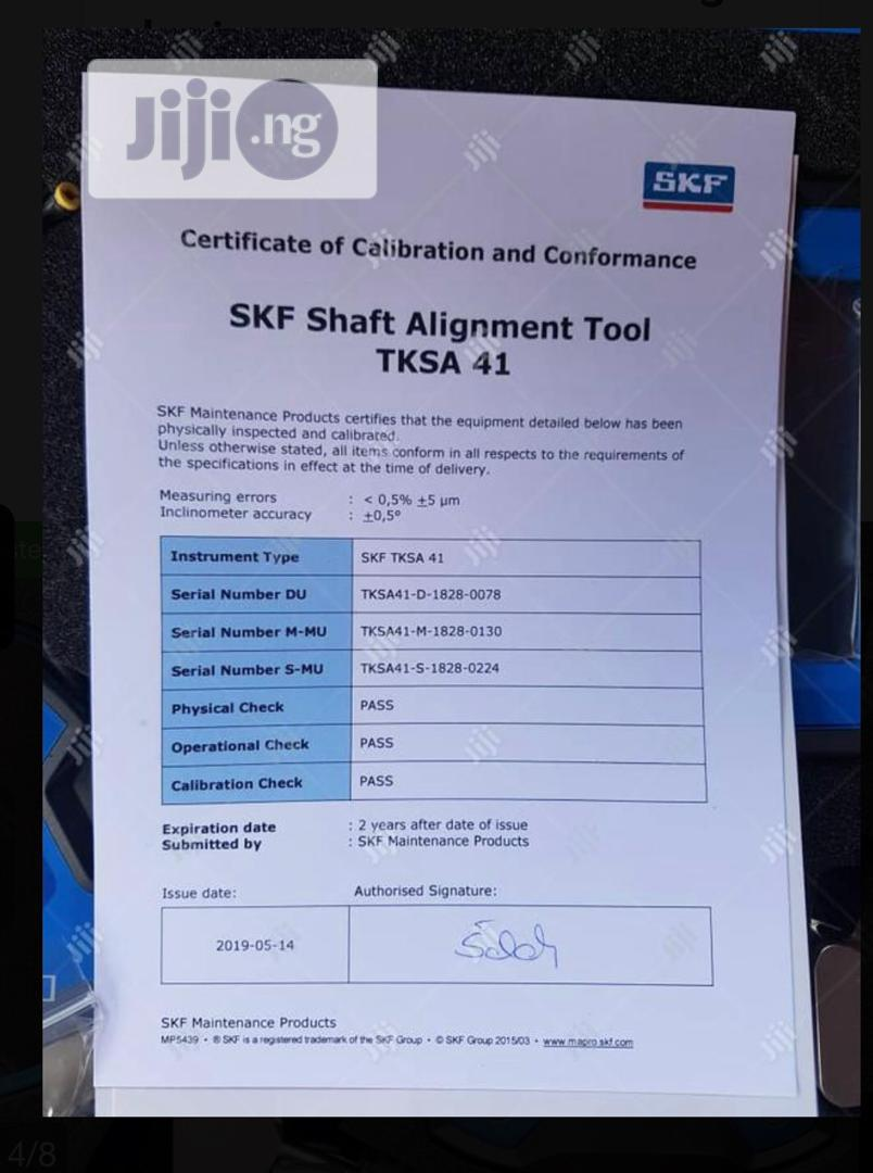 SKF TKSA-41 Laser Shaft Alignment Tool   Electrical Equipment for sale in Ojo, Lagos State, Nigeria