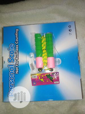 Digital Bathroom Scale Skipping Rope   Home Appliances for sale in Lagos State, Ikeja