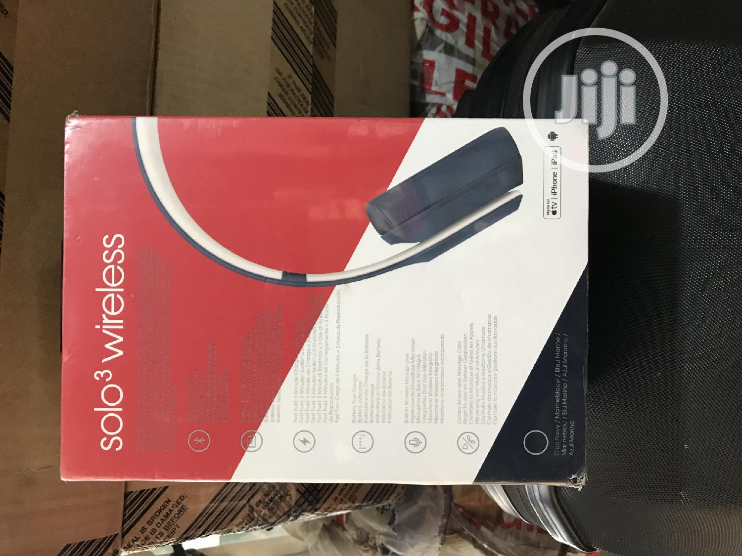 Beats Solo 3 | Accessories for Mobile Phones & Tablets for sale in Ikeja, Lagos State, Nigeria