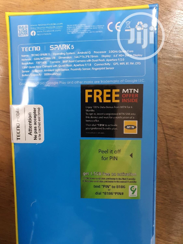 New Tecno Spark Pro 16 GB | Mobile Phones for sale in Ikeja, Lagos State, Nigeria