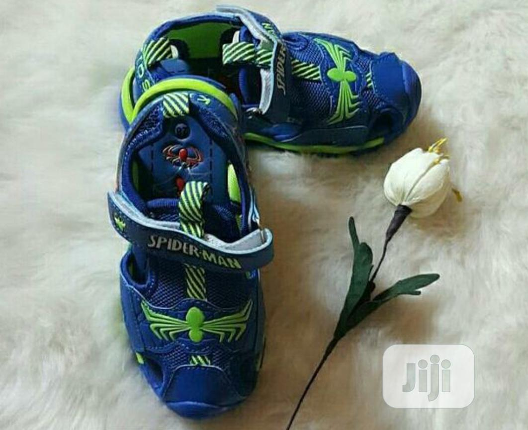 Spiderman Sandal For Kids | Children's Shoes for sale in Agboyi/Ketu, Lagos State, Nigeria