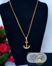 Pure Stainless Steel Necklace Chain and Pendant | Jewelry for sale in Lagos State, Ajah