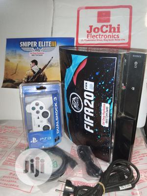 Playstation 3 +Pad +Free Stickers   Video Game Consoles for sale in Edo State, Benin City