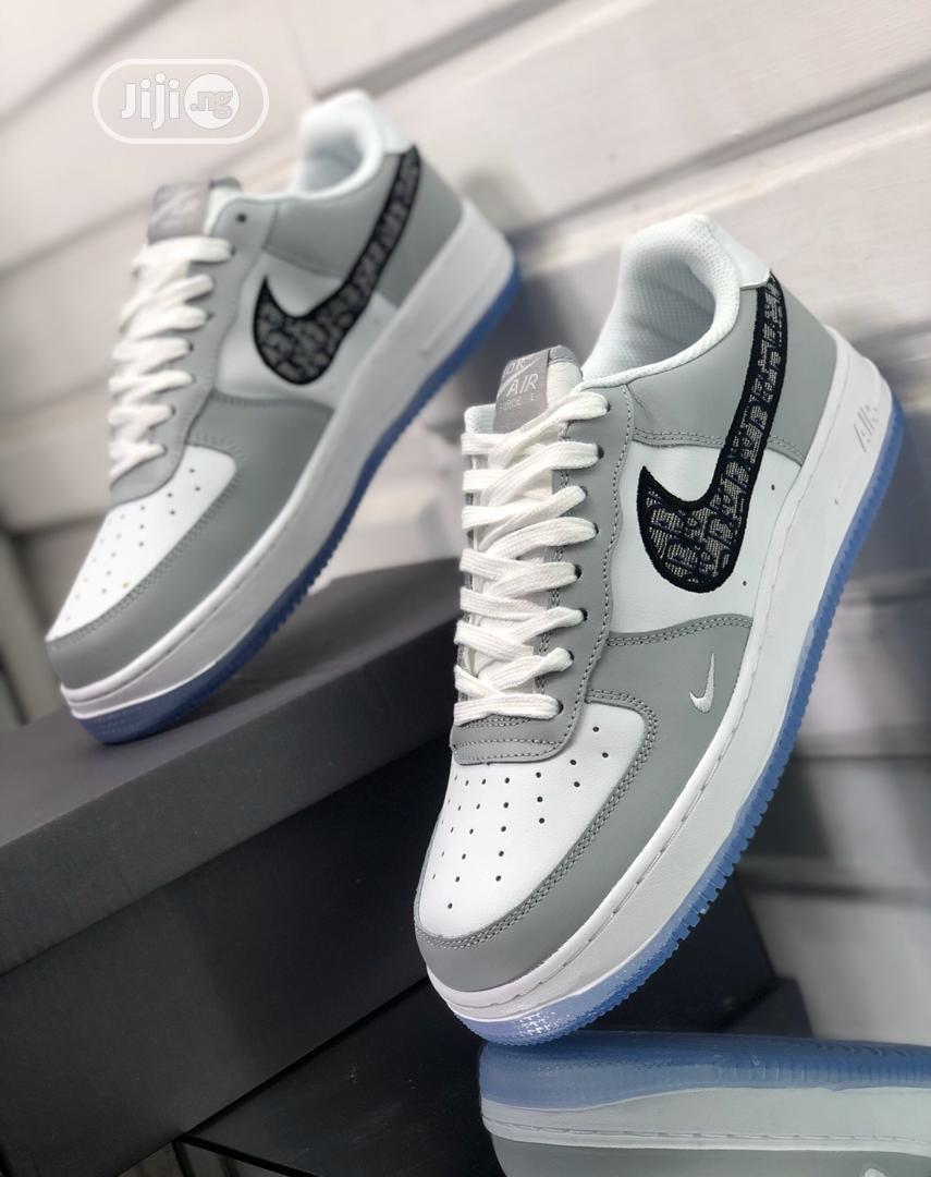 Original Nike Air Force 1 Dior | Shoes for sale in Lagos Island, Lagos State, Nigeria