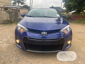Toyota Corolla 2015 Blue | Cars for sale in Lagos State, Ikeja