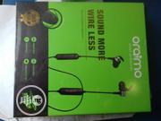 Oraimo Smart Accessories Sport Wireless Earphone. | Headphones for sale in Lagos State, Agege