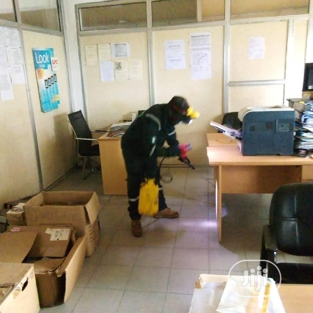 School Fumigation And Disinfection