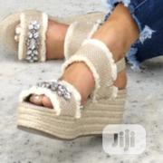 Espadrille Wedge Sandal From Chizworld Butik | Shoes for sale in Oyo State, Ibadan