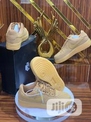Cream Nike Sneaker | Shoes for sale in Lagos State, Magodo