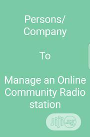 Online Radio Station | DJ & Entertainment Services for sale in Lagos State, Yaba