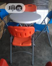 Complete Set of Table by 4 Chair   Furniture for sale in Lagos State, Ojo