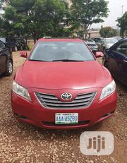 Toyota Camry 2007 2.3 Hybrid Red | Cars for sale in Abuja (FCT) State, Central Business Dis