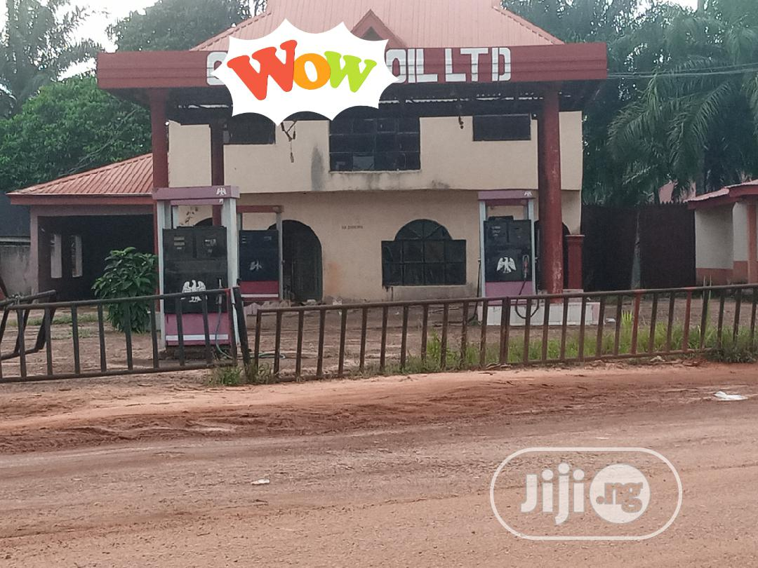 A Decent Filling Station With 8pumps For Fuel And 1pump For Gas N Kero | Commercial Property For Sale for sale in Orlu, Imo State, Nigeria