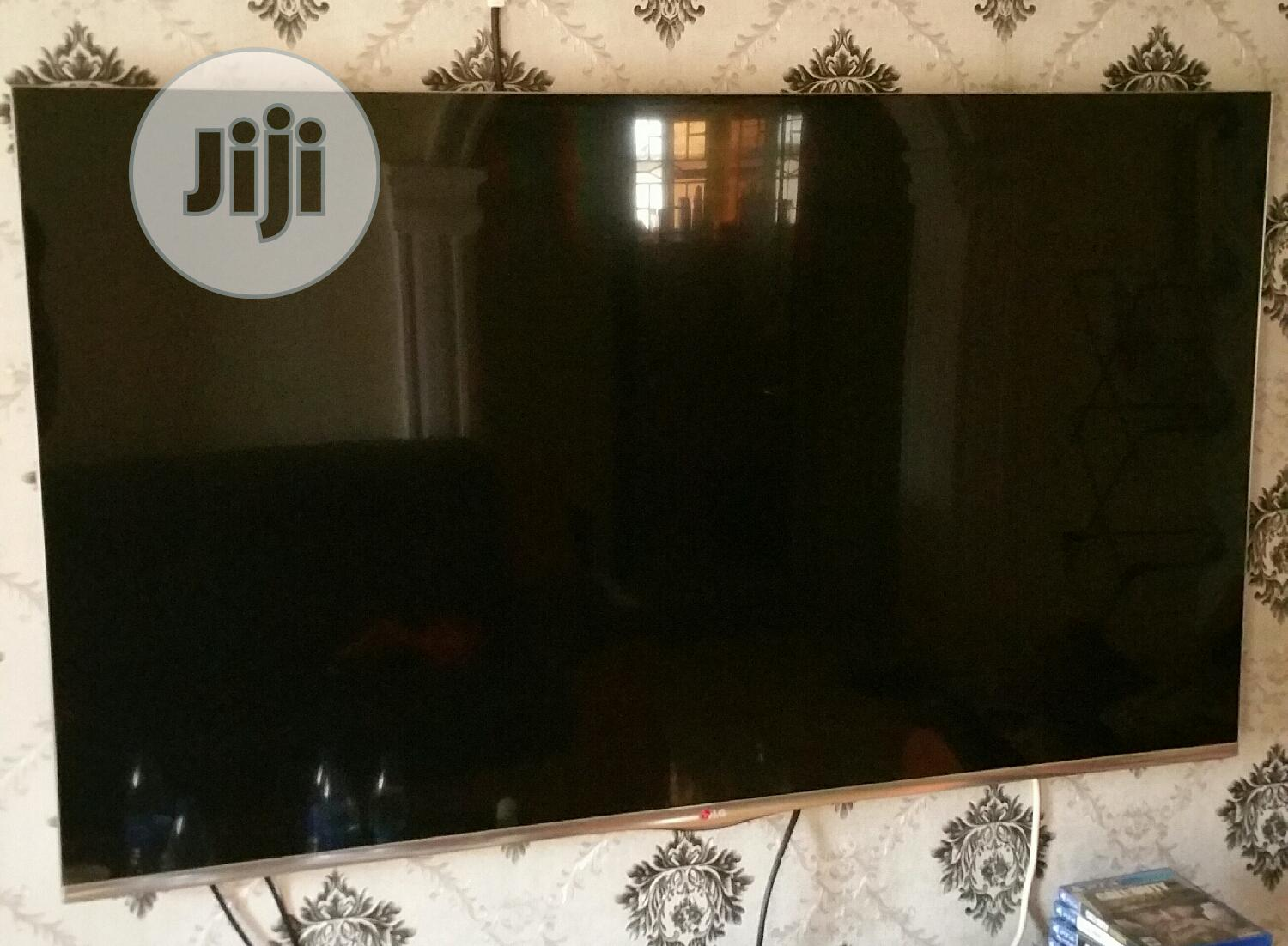 "55"" LG Full HD Cinema 3D Smart TV 