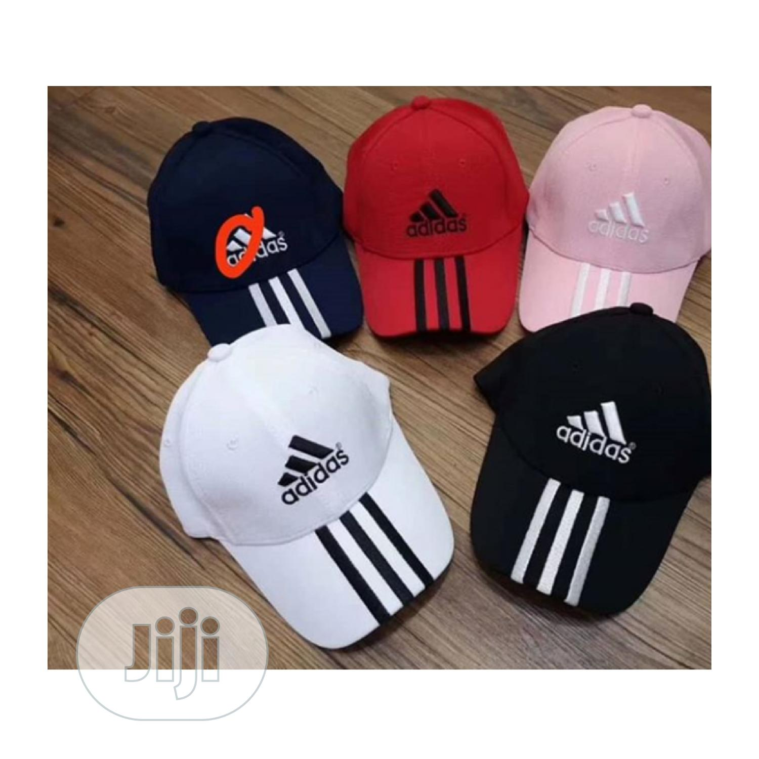 Quality Adidas Face Cap   Clothing Accessories for sale in Lekki Phase 1, Lagos State, Nigeria