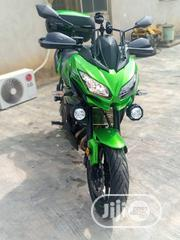 Kawasaki Versys 650 2019 Green | Motorcycles & Scooters for sale in Lagos State, Alimosho